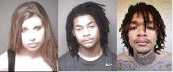 Two Arrested for the Murder and Robbery of Collin Brown One Remains At Large